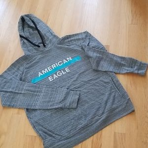 American Eagle Outfitter Men's Active Flex Hoodie